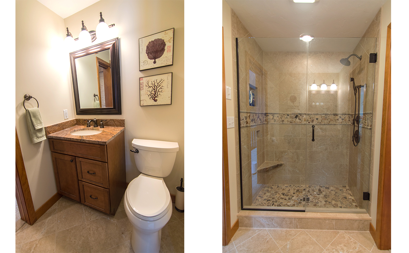 Remodel bathrooms ideas custom bathroom remodel design for Bath remodel nh
