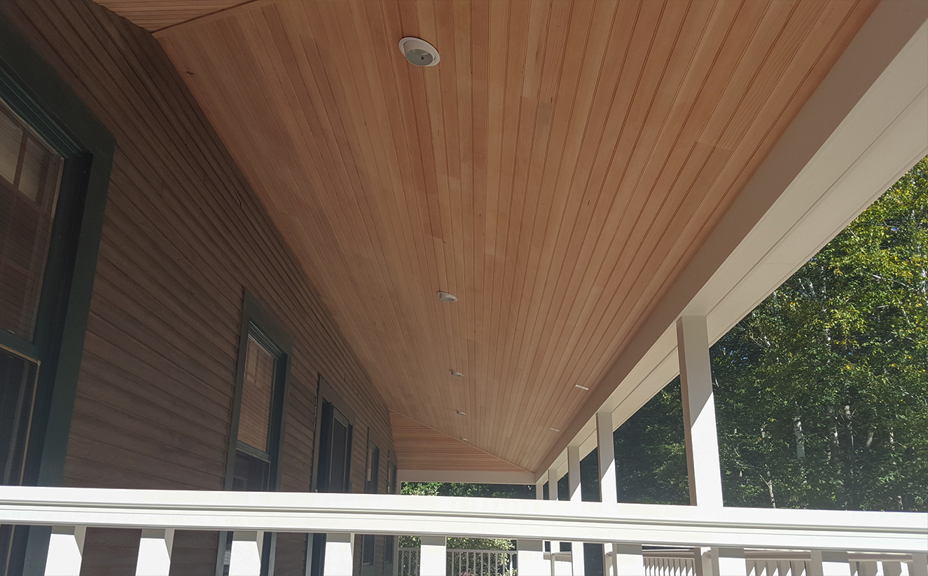 Farmer S Porch Addition Lighthouse Contracting Group