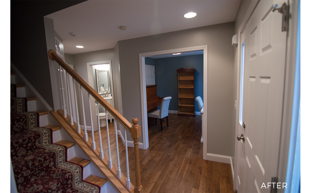 Gilford First Floor Renovation Lighthouse Contracting Group