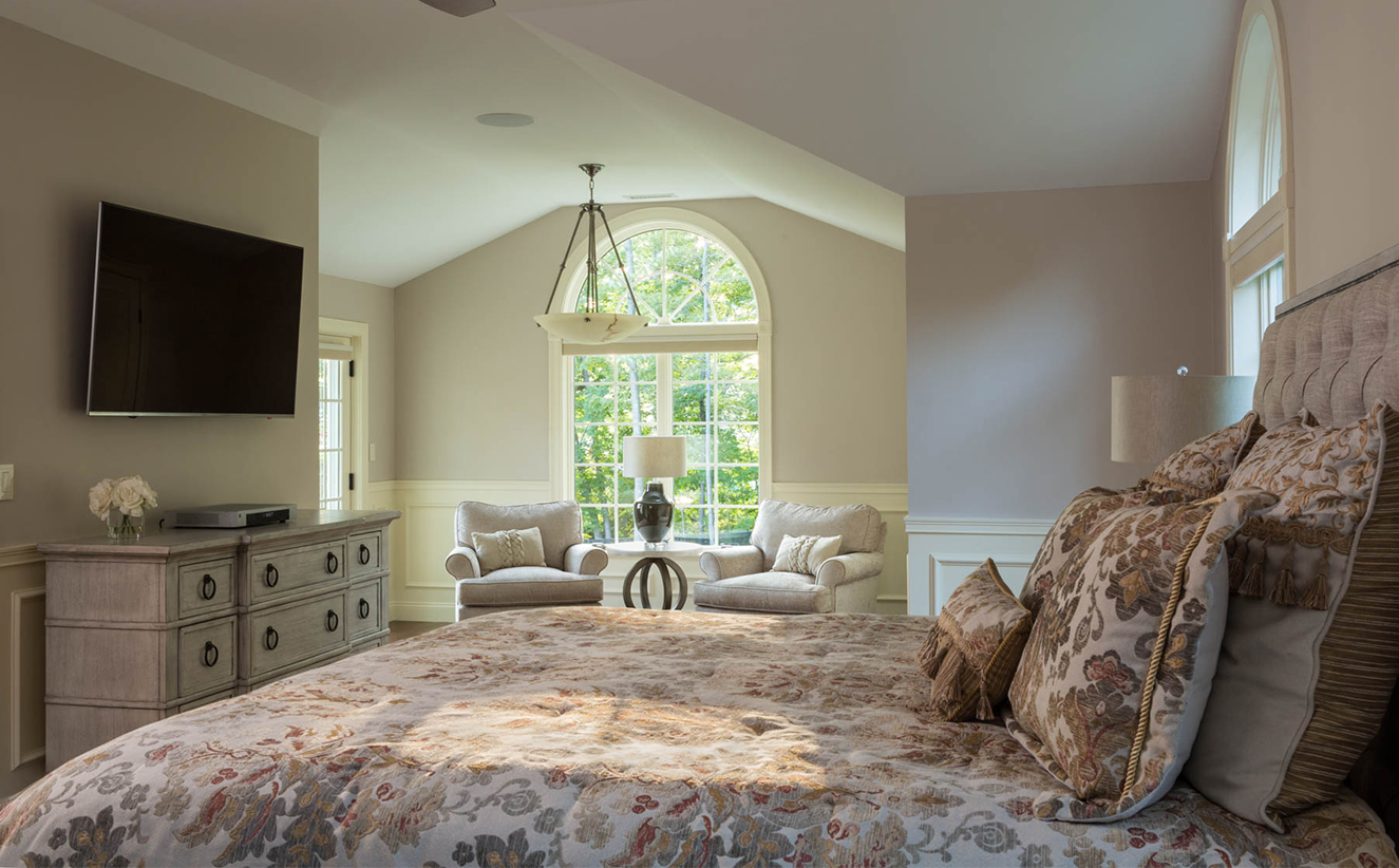 Master Bedroom Remodel Traditional Style Gilford Nh