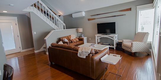 custom lake house interior design renovation