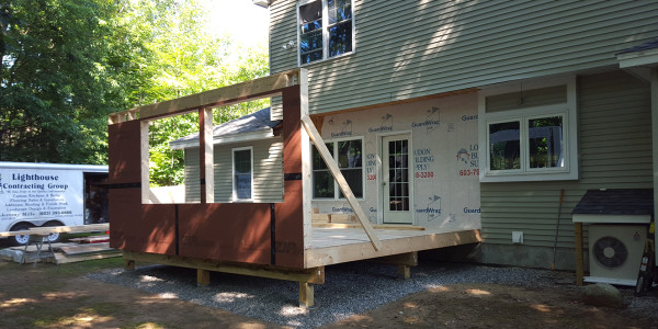 custom home addition laconia nh
