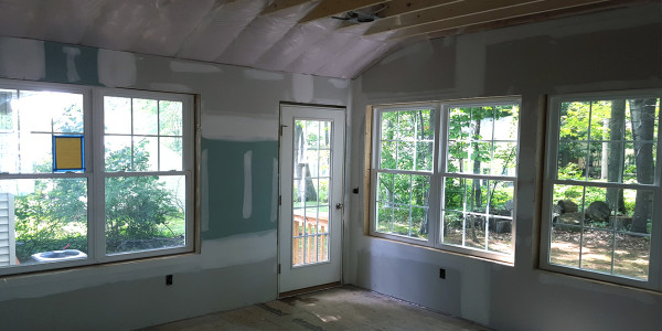 home addition by lightouse contracting group in laconia nh