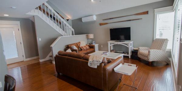 engineered hardwood floor installation samoset condominiums gilford nh lighthouse contracting