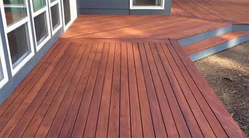 Mahogany Deck Examples