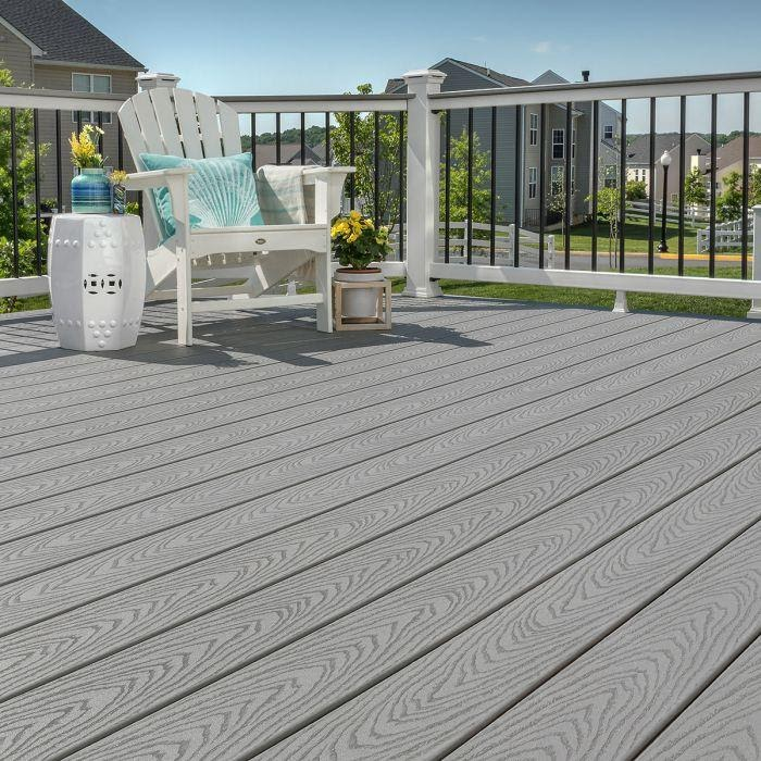 Composite Decking Examples