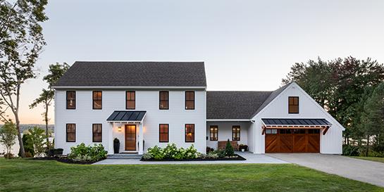 modern farmhouse makeover laconia nh