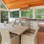 screened outdoor kitchen design laconia nh