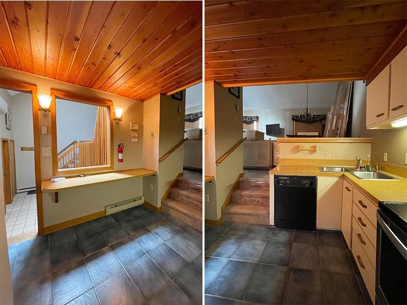 samoset kitchen before remodel gilford nh