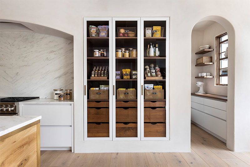 how to organize your home pantry labels