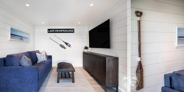 coastal cottage living room gilford nh