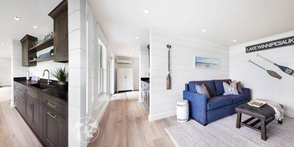 coastal design guest suite gilford nh